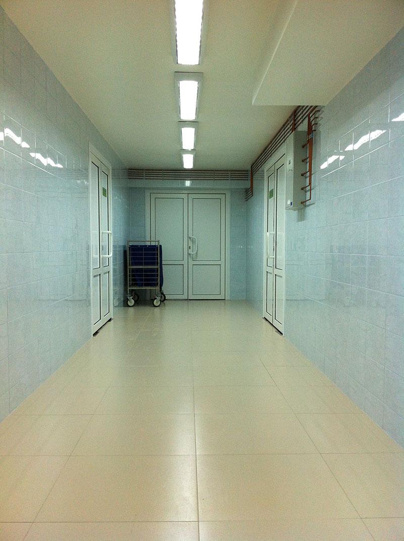 Открытие нового операционного блока в корпусе №1