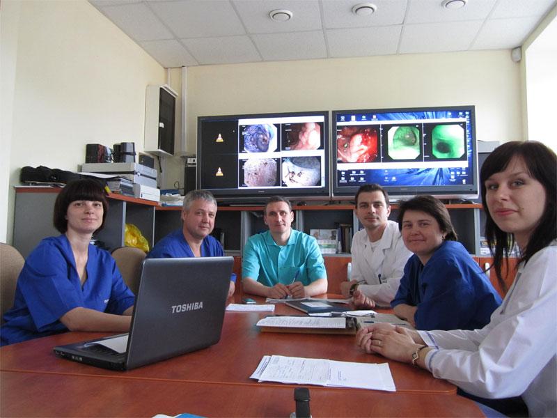 Главный врач в отрадненской городской больнице