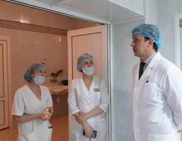 Закуплено новое современное оборудование для областной онкологической больницы