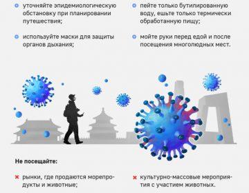 Населению о новой коронавирусной инфекции