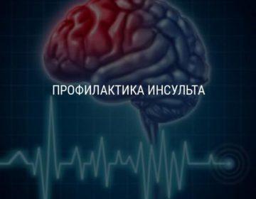 Октябрь – месяц профилактики инсульта, он проходит под слоганом «Вместе остановим инсульт!».